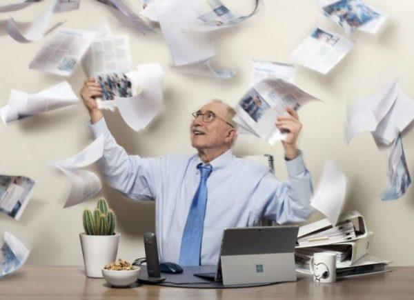 Der virtuelle Abschied vom Arbeitsleben