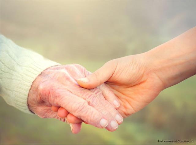 Pflege von Angehörigen, Sorge